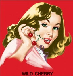 cherry pin up model